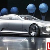 奔驰加快布局中国新能源汽车 标配国产电池