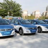 告别燃油 深圳市年底将基本完成更新纯电动车出租车