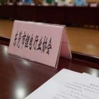 东莞市锂电行业协会参加市府新能源产业调研大会