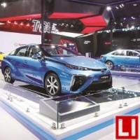 技术市场成熟 丰田汽车全面推广电动汽车