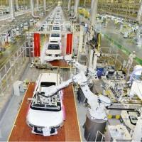 产业链加速完善 广东电动汽车产业获腾飞