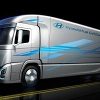 看好商用车应用 现代汽车在燃料电池车上PK丰田