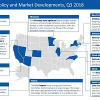 美国储能市场最新研究:2019年达1GW,看好磷酸铁锂电池