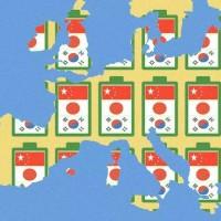 """亚洲动力电池企业开启欧洲""""殖民"""""""
