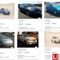 从美国二手电动汽车价格走势看国内市场发展趋势
