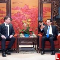 """特斯拉上海工厂将成全球电动车工厂典范 总理发""""绿卡"""""""