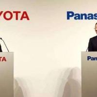 与中国锂电竞争 丰田松下拟成立合资企业生产电动汽车电池