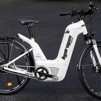 充电两分钟骑行百公里 全球首款氢燃料电池电动车量产
