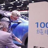 """人民日报:补贴""""退坡"""" 新能源汽车创新更要""""上坡"""""""