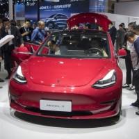 首批国产特斯拉Model 3交付 中国电动汽车商业版图开启新篇