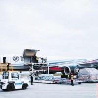 """""""锂电池""""首登湖南国际货运航班"""