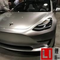 特斯拉预计2021年在印度推出Model 3