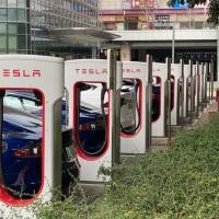 特斯拉充电桩起底:费用高于第三方运营商