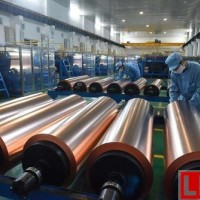 锂电铜箔迎来扩产,高端品种受青睐
